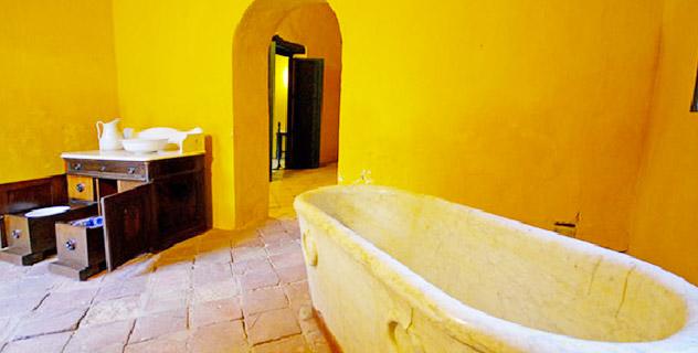 Tinas De Baño Corona:Cuarto de baño Sala de la Independencia Sala Bolivariana